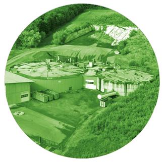 Pilgersdorf - Stromerzeugung aus biogenen Abfällen